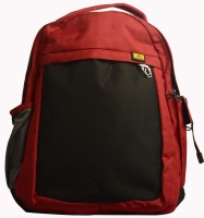 Liviya Waterproof Backpack (Red, 25 L)