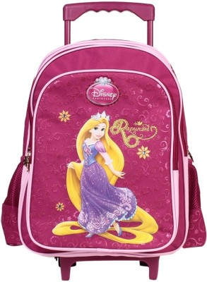 Disney Disney Princess Hue Pattern Waterproof Trolley Multicolor