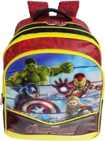 Marvel Avengers Age Of Ultron Backpack (Multicolor, 18 Inch)