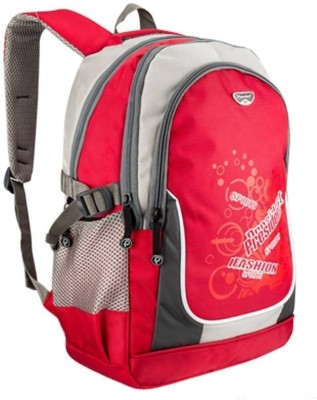 President President Scholar 21 L Backpack (Red)