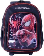 Spiderman Trolley Bag Spiderman Black Spider Waterproof Trolley