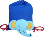 Little Pipal Backpack Little Pipal Elephant Drawstring Backpack