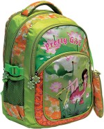 Fabion School Bags Fabion Pretty Girl Waterproof School Bag