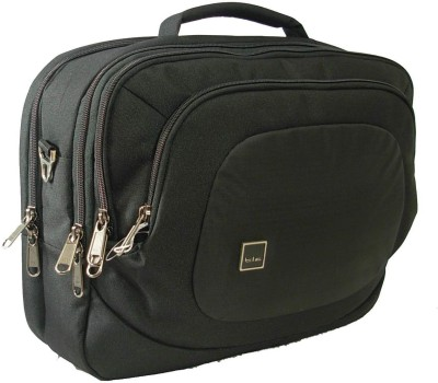 TLC Aerostat 15.6 Laptop Bag Black available at Flipkart for Rs.2168