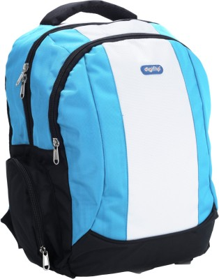 DigiFlip Blizzard LB008 Laptop Bag For 15.6 inch Laptop Blue