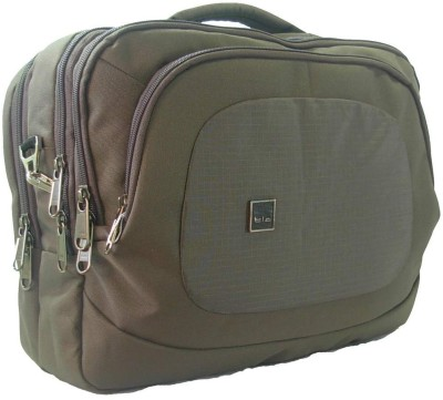 TLC Aerostat 15.6 Laptop Bag Brown available at Flipkart for Rs.2168