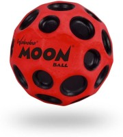 Waboba Moon Jumping Ball -   Size: 63 Mm,  Diameter: 6.3 Cm (Pack Of 1, Red)