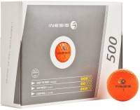 Inesis 500 Orange Golf Ball -   Size: Standard,  Diameter: 4.27 Cm (Pack Of 12, Orange)