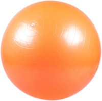 Liveup Anti Burst Gym Ball - Size: 65, Diameter: 65 Cm (Orange)