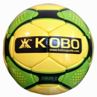 Kobo Double Power (Syn) 5 Football - Size: 5, Diameter: 22 Cm (Pack Of 1, Multicolor)