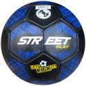 Speed Up Street Play Football - Size: 5 - Pack Of 1, Blue, Black