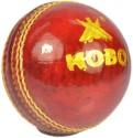 Kobo Club Special Cricket Ball -   Size: Standard,  Diameter: 2.5 Cm - Pack Of 1, Red