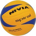 Nivia Spiral Volleyball -   Size: 4: Ball