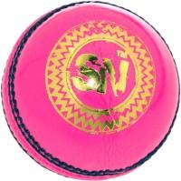 SN Pink Ball SN Cricket Ball -   Size: 7,  Diameter: 2.5 Cm (Pack Of 1, Pink)