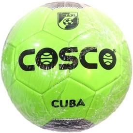 Cosco Cuba Football -   Size: 5,  Diameter: 18 cm