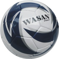Wasan Dynasty Football -   Size: 5,  Diameter: 70 Cm (Pack Of 1, White)