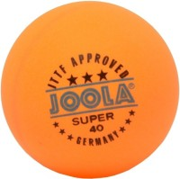 Joola Joo078 Tennis Ball -   Size: 2,  Diameter: 5.5 Cm (Pack Of 3, Orange)