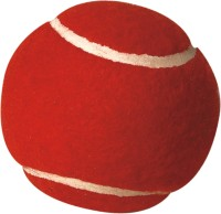 DIXON SUPER GOLD Tennis Ball -   Size: 5,  Diameter: 2.5 Cm (Pack Of 1, Red)