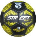Speed Up Street Play Football - Size: 5 - Pack Of 1, Yellow, Black