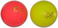 GINWALA WIND BALL Cricket Ball -   Size: FULL SIZE,  Diameter: 7.03 Cm (Pack Of 2, Multicolor)
