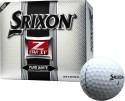Srixon Z Star XV Golf Ball - Pack Of 12, White