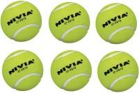 Nivia Speed Tennis Ball - Size: 1, Diameter: 2.5 Cm (Pack Of 6, Green)