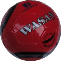 Wasan Kiddy Football -   Size: 3,  Diameter: 60 Cm (Pack Of 1, Red)