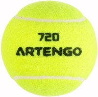 Artengo 720 X1 Tennis Ball -   Size: 6.4,  Diameter: 6.4 Cm (Pack Of 1, Yellow)