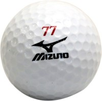 Mizuno T-Zoidwhite Golf Ball -   Size: 4,  Diameter: 0.45 Cm (Pack Of 12, White)