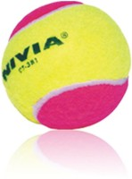 Nivia 03 Cricket Ball - Size: 4, Diameter: 2.5 Cm (Pack Of 12, Multicolor)