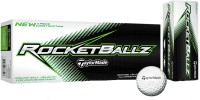 Taylormade RocketBallz Golf Ball (Pack Of 12, White)
