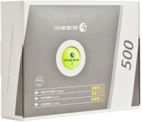 Inesis 500 Golf Ball -   Size: Standard,  Diameter: 4.27 Cm (Pack Of 12, Yellow)