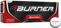 Taylormade Burner Golf Ball (Pack Of 12, White)