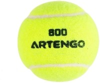 Artengo 800 X1 Tennis Ball -   Size: 6.6,  Diameter: 6.6 Cm (Pack Of 1, Yellow)