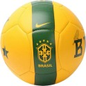 Nike Brasil Prestige Football - 5 - Yellow, Green