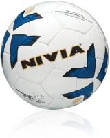 Nivia Shining Star Football -   Size: 5,  Diameter: 2.5 Cm (Pack Of 1, White)