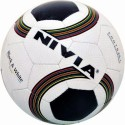 Nivia Black And White Football -   Size: 4,  Diameter: 22 Cm - Pack Of 1, White