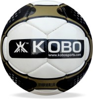 Kobo Double Power Football -   Size: 5,  Diameter: 22 Cm (Pack Of 1, White)