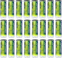 Yonex Tour 3 Carton Tennis Ball -   Size: 5,  Diameter: 2.5 Cm (Pack Of 24, Yellow)