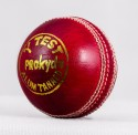 Prokyde Test Cricket Ball Cricket Ball -   Size: 4,  Diameter: 2.5 Cm - Pack Of 1, Red