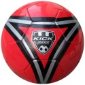 Speed Up Kick Mania Football - Size: 5 - Pack Of 1, Red