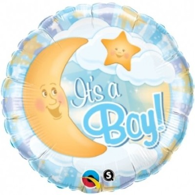 Qualatex It'S a Boy Celestial