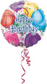 """Anagram Birthday 18"""""""