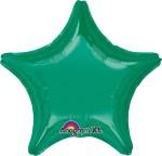 Anagram Metallic Green Star