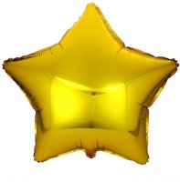 TG's Solid Balloon (Gold, Pack Of 2)