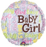 Anagram Baby Girl Sparkles