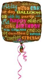 Anagram Birthday Words 18