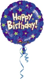 """Anagram Happy Birthday Stars 18"""""""