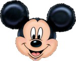 Anagram Large Shape Mickey Mouse