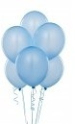 Party Anthem Party Anthem Solid Balloon